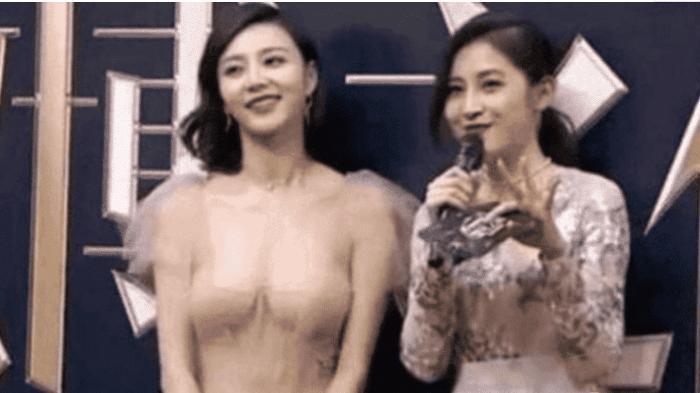 """有种""""透视装""""叫陈雅婷,连女人看了都会脸红,知道王思聪的口味了"""