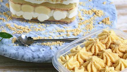 火爆全网的豆乳盒子蛋糕,甜而不腻,入口即化,回味无穷