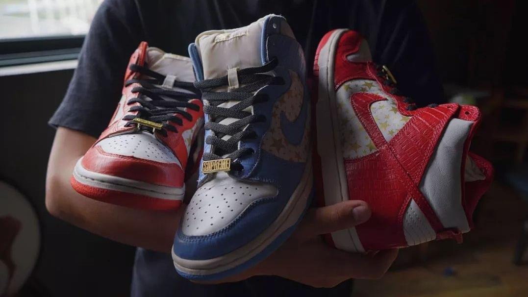 Dunk年又来了,还有人分不清SB Dunk和Air Jordan 1?看看你家有没有老Dunk