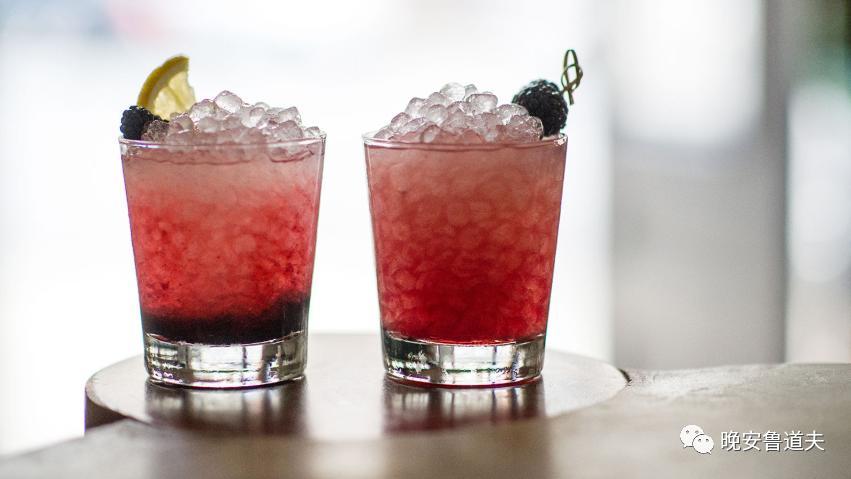 调酒配方——树莓 Bramble