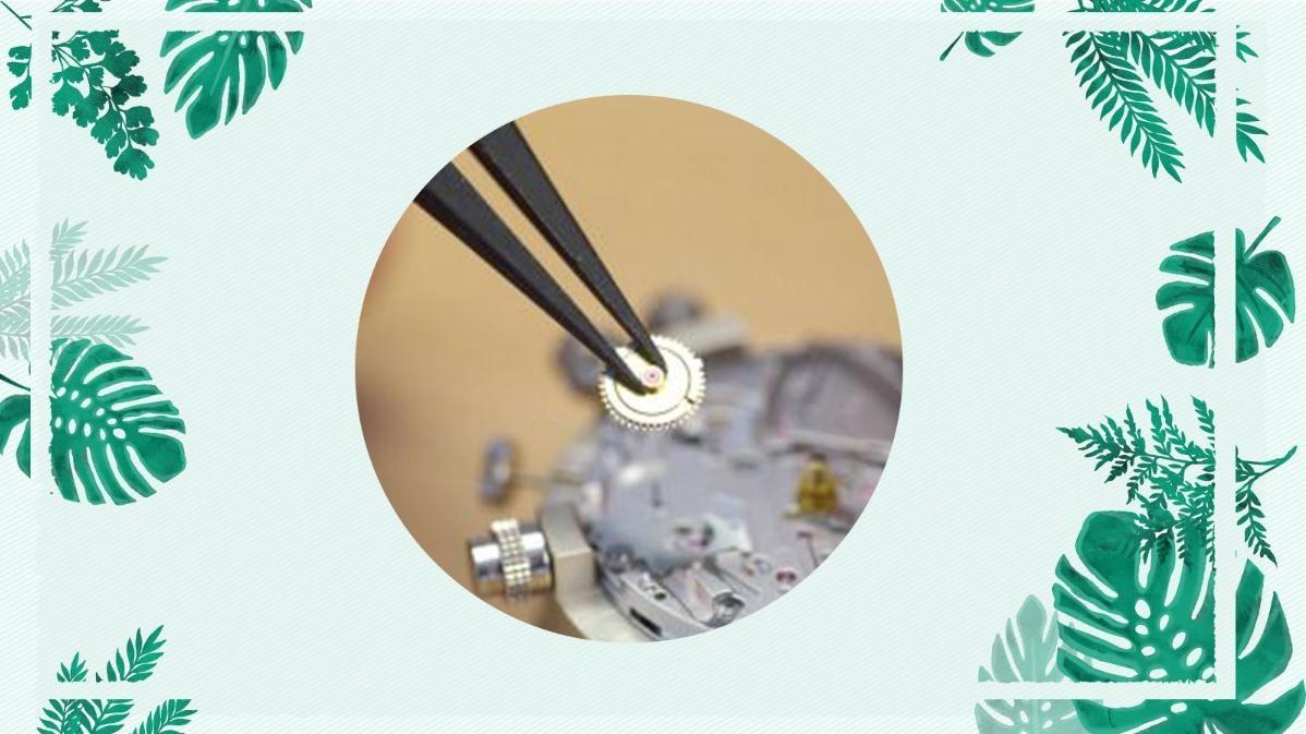 机械手表为什么会发出声音?机械表内部隐含小秘密揭晓!