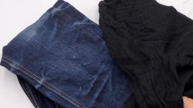 新买的衣服不要直接穿了,服装厂师傅教我一招,衣服不褪色不变形