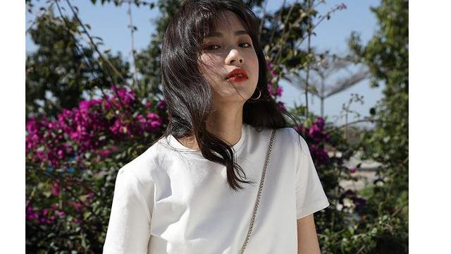 夏季出行穿这几款韩版时尚T,好穿不挑人,很适合小仙女们穿哦