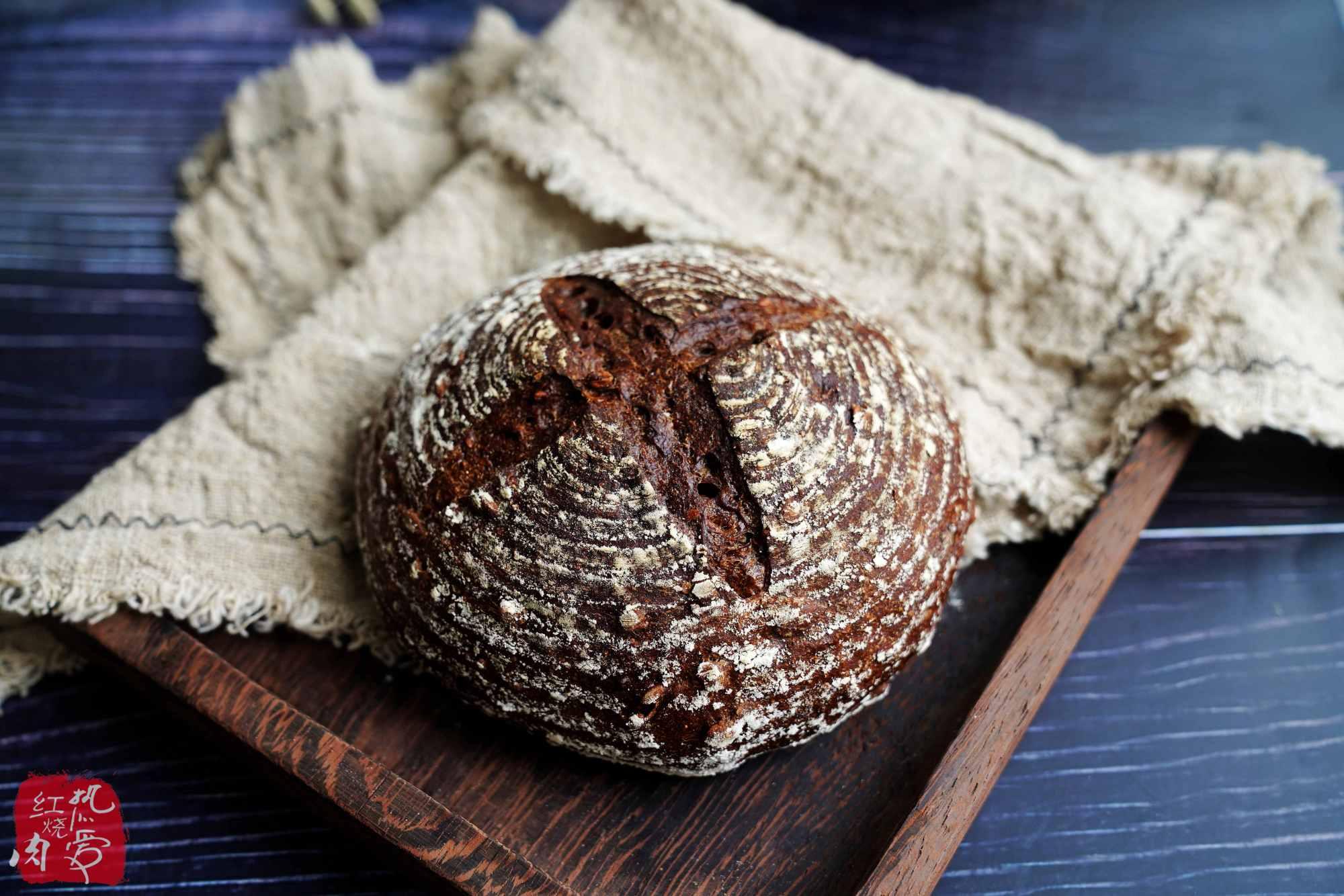 黄油和厨师机都没有也能做面包,用它加凉水拌拌就可以,太省事了