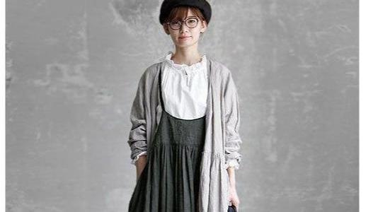 """有一种时尚叫""""森女系"""",温婉动人,让你气质更上一层楼"""