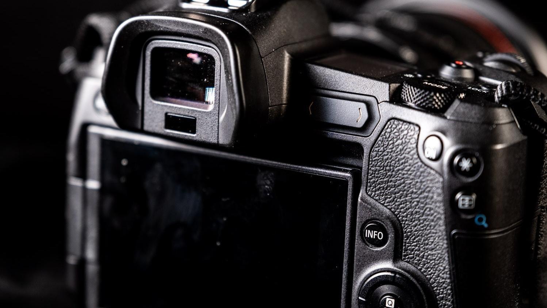 佳能EOS R无反光镜相机:动手评测