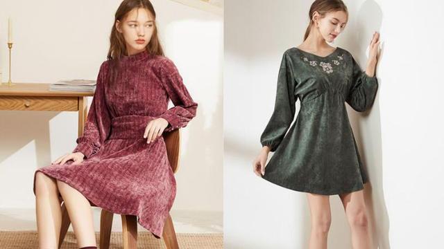 秋冬摆脱沉闷感,时髦连衣裙的挑选技巧,你确定会了吗?