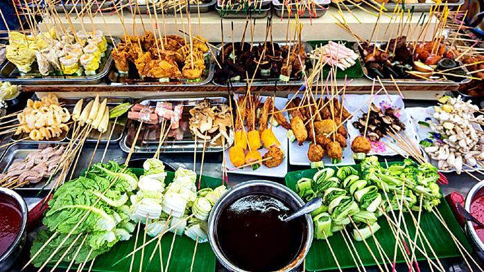 10种平价路边摊美食,用生活费买来吃,哪种是你的最爱呢?