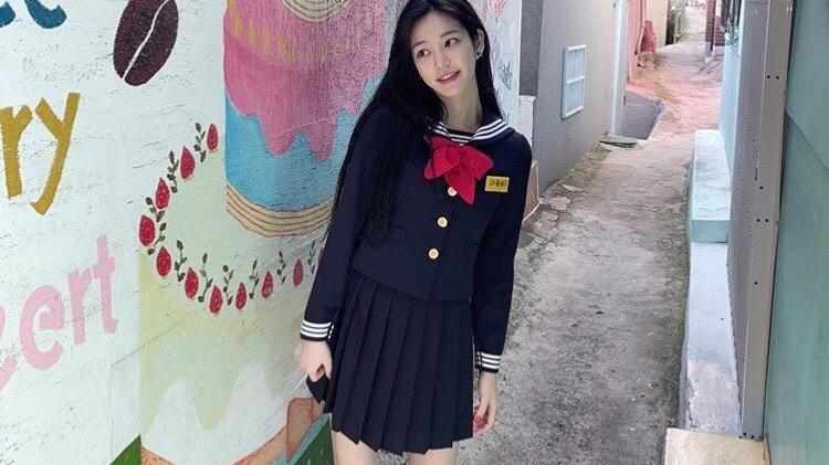 她是韩版谭松韵,30岁还是一张娃娃脸,穿搭才是她的减龄秘诀