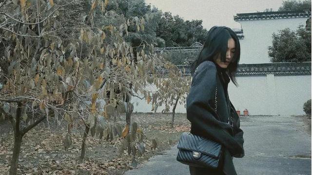行走的包包种草机,刘雯这几套高级包包穿搭,时髦精必备!