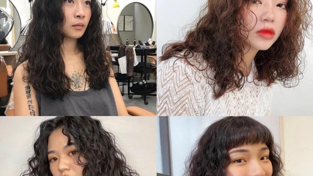 """女士发型别乱剪,今冬流行""""保暖烫""""发型,蓬松时尚真洋气"""
