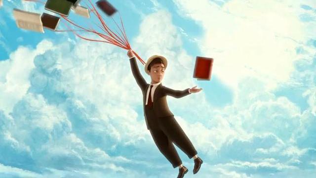世界图书日,让我们在《神奇飞书》的书籍世界多飞一会儿