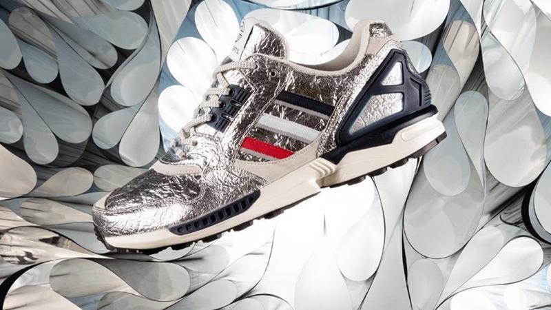 渣男锡纸烫造型!Concepts x adidas 新联名越看越上头!