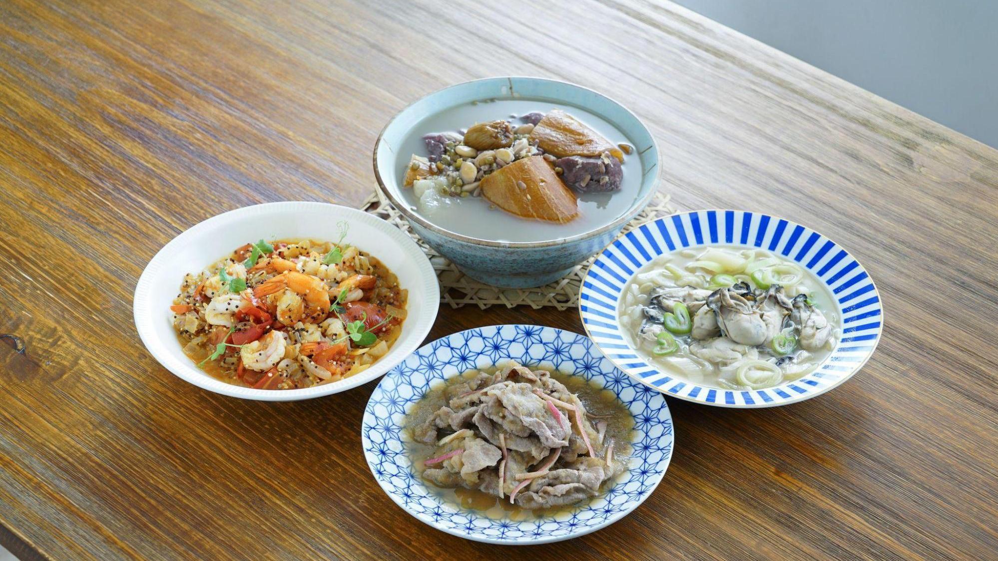 晒晒我家的深秋晚餐,三菜一汤,下饭又营养,家人爱吃身体棒!
