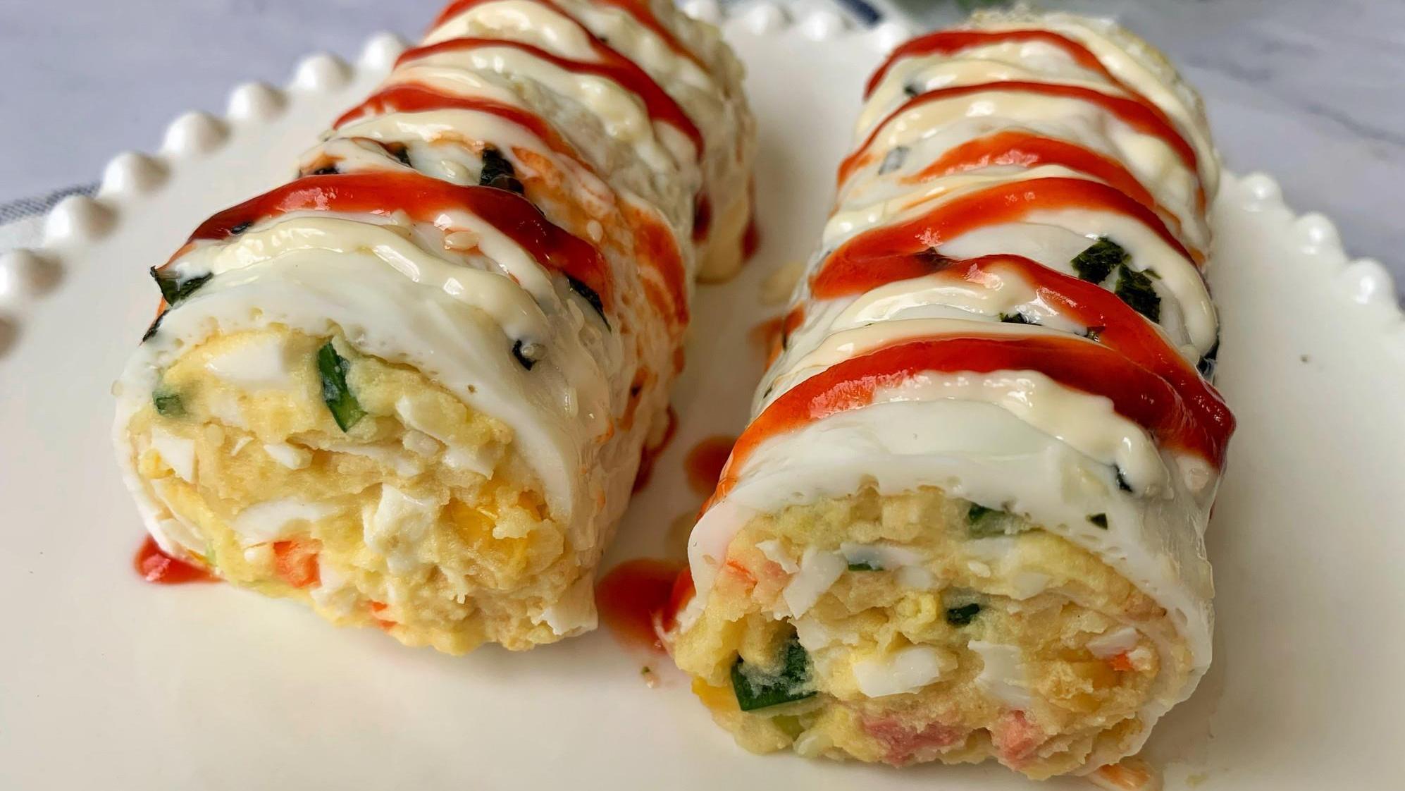 三伏天用这个来代餐,营养美味,低脂饱腹,体重悄悄的变轻了!