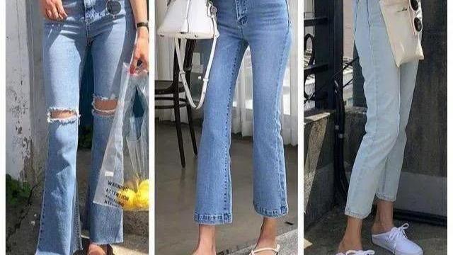 牛仔裤千万别搭旅游鞋!换成这3款鞋子,分分钟穿出女人味