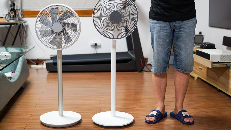 小米有品新品评测:电风扇还能玩出啥黑科技?150天电费0.97元