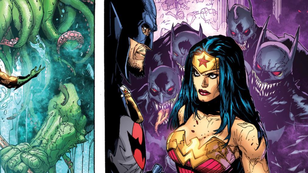 狂笑蝙蝠击败正义联盟,主宇宙陷落,卢瑟成为最后的希望?