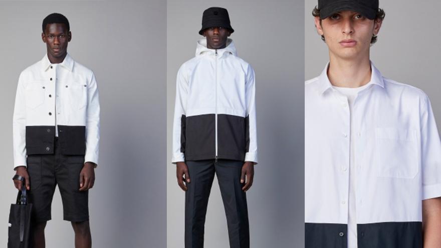 Neil Barrett 2021春夏,男装为主,女装为辅,实用又简洁的极简主义