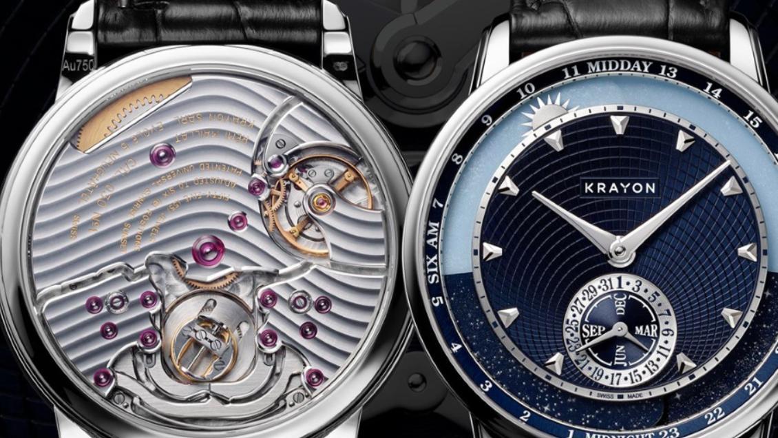 一个全新的手表品牌