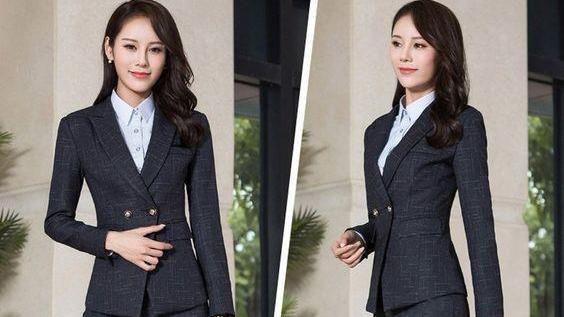 定做职业装西服,标配是1件西装上衣2条西裤吗?