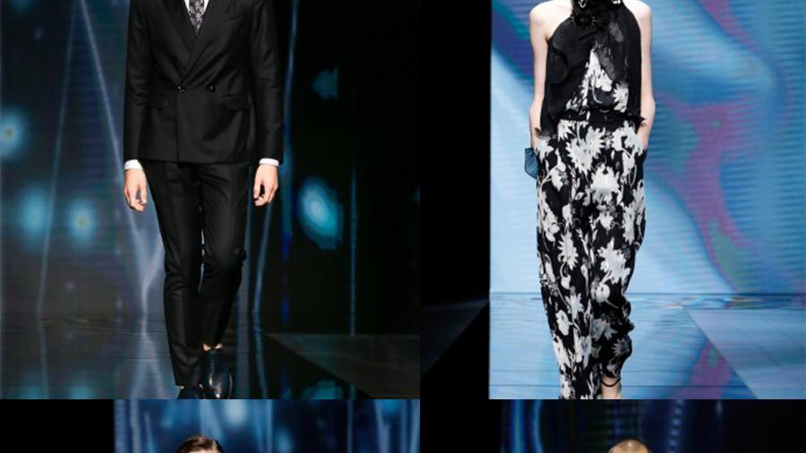 Giorgio Armani 2021春夏,时尚永恒、优雅永恒,打破阳刚与阴柔的界限(上集)