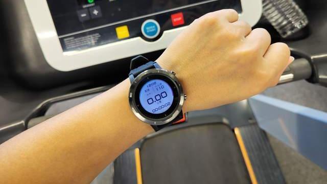 精准记录你的每一次运动,咕咚X3-RE智能运动手表评测