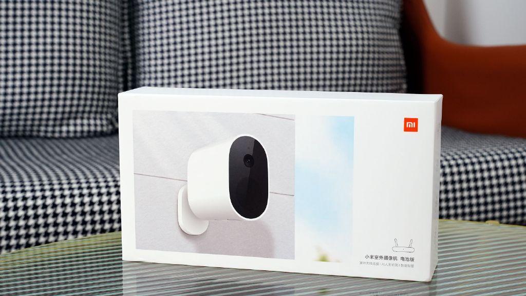 小米室外摄像机电池版开箱评测:90天长续航,仅349元!