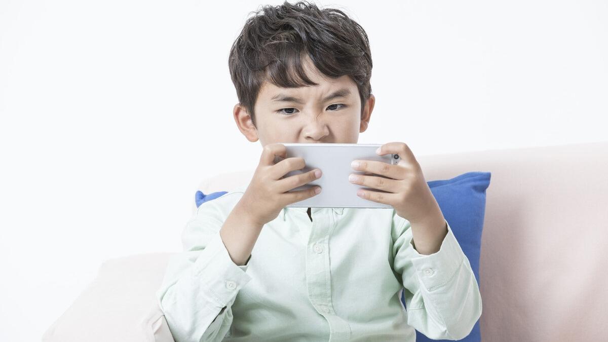 手机孩子,手机,小时,时间,能力