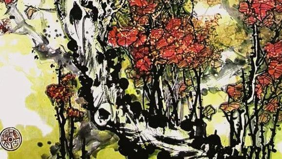 翰墨,华章中国画,艺术,作品,中国,艺术家