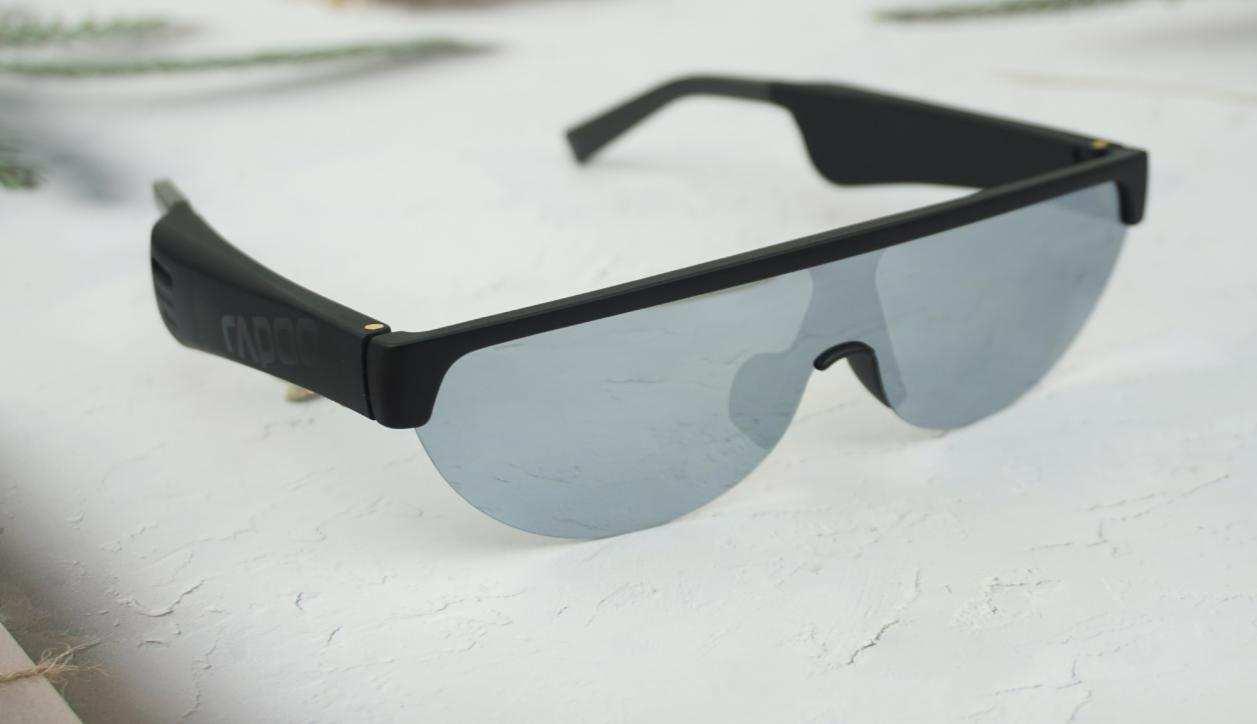 这才是智能眼镜的打开方式,雷柏Z1智能音频眼镜评测