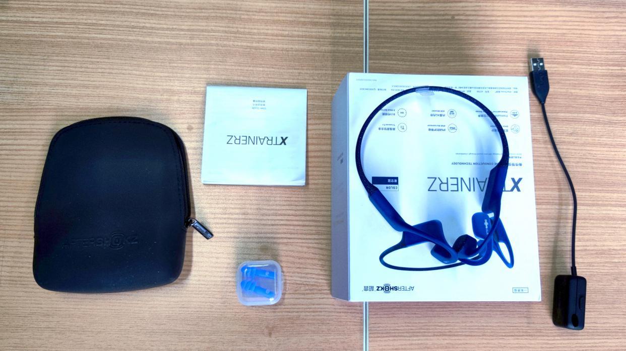 韶音AS700体验评测,轻巧机身+专业防水,全身黑科技的骨传导耳机