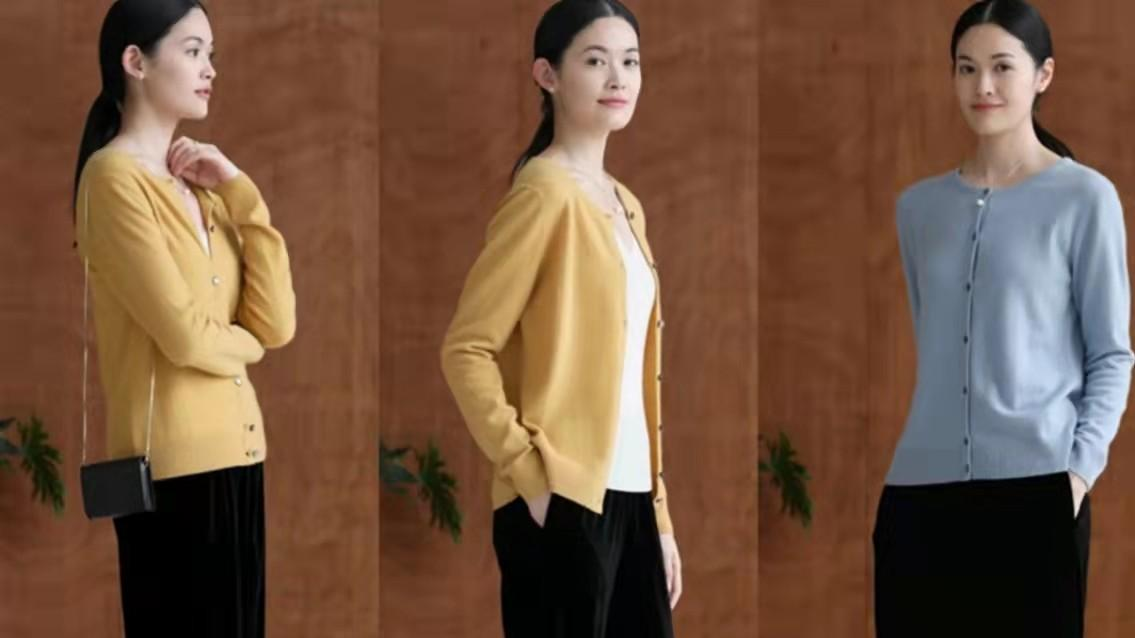 秋季买外套,建议40岁女人多选这四种实用款,百搭时尚又体面高级