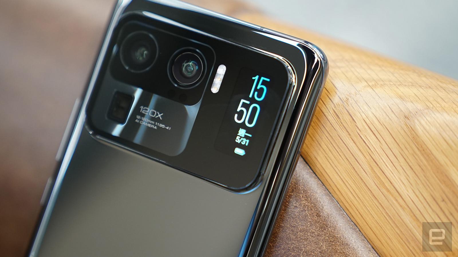 MWC2021公布最佳智能手机TOP5:一加手机上榜,与苹果三星并列