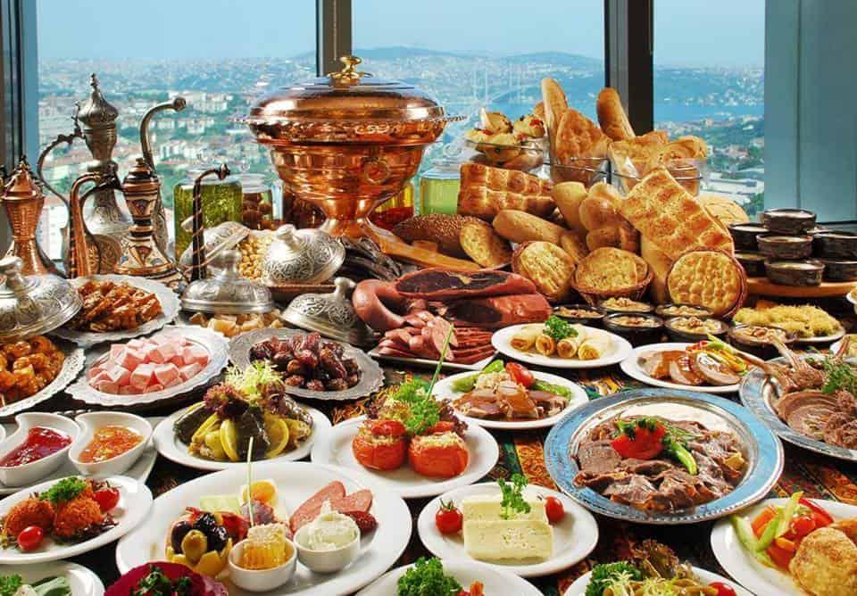 土耳其美食图鉴:土耳其菜凭什么被称为世界三大菜系之一?