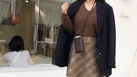 女长款风衣外套搭配图 时尚穿搭尽显女人味