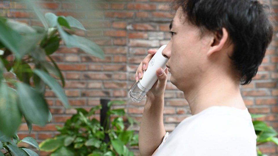 一键清理面部油污粉刺,让脸部更清爽,DOCO超微小气泡毛孔吸尘器体验