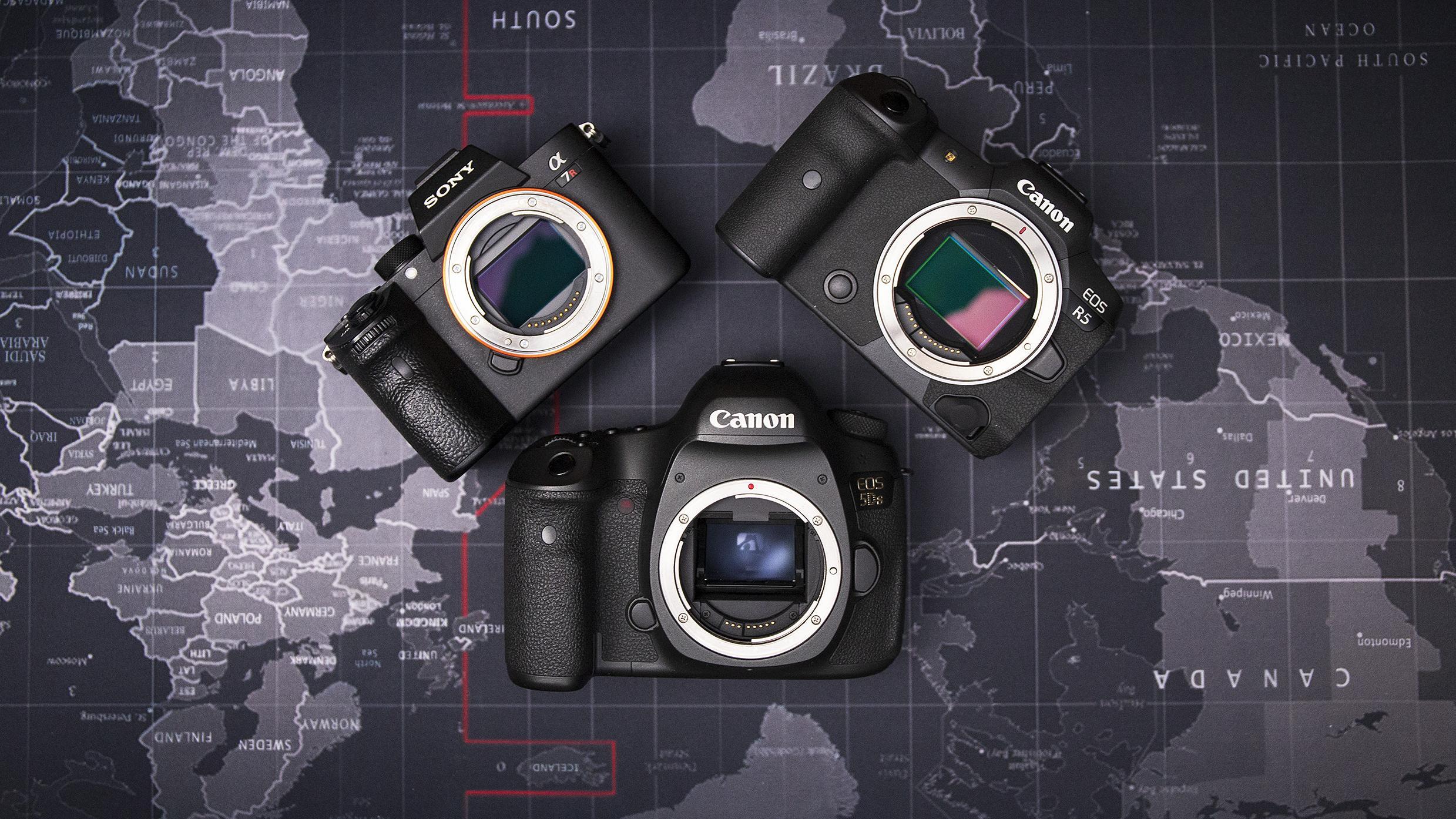 手持拍摄视频如此简单 佳能无反R5+24-105套机使用心得