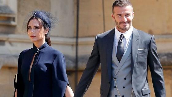 结婚22年,回顾贝克汉姆(Beckham)这对神仙夫妇各种经典情侣装