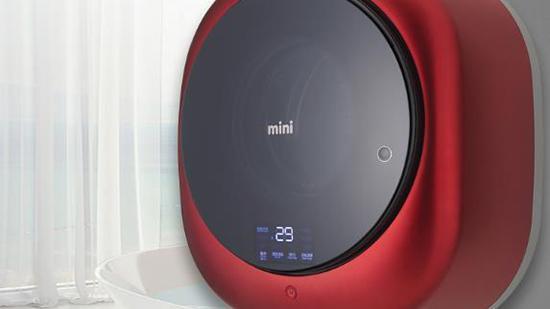 你家第二台洗衣机非它莫属 WINIA mini 3S洗衣机评测