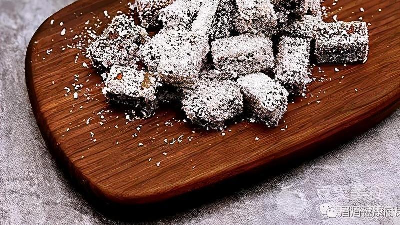 教你做网红爆款零食:姜汁软糖,休闲追剧和随身携带的必备小零食