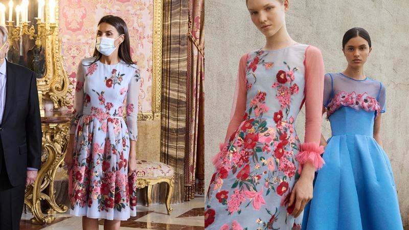 周时尚:凯特王妃VS.西班牙皇后!来自「皇室时尚」的画面太美