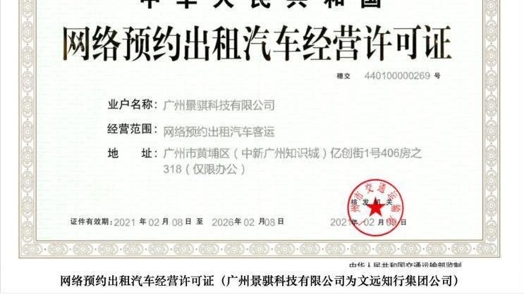 许可证,公司融资,资质,企业,广州市,赛道
