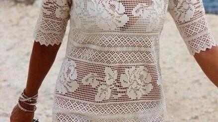 提花,连衣裙花样,提花,衣服,样式,手工