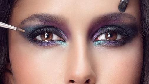 一文为你解答关于5个眼影的问题!如何化出迷人眼妆?