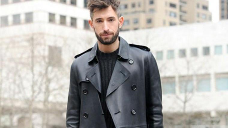"""尊龙不愧是""""亚洲第一美男"""",长款黑色大衣加身,尽显贵族气质"""