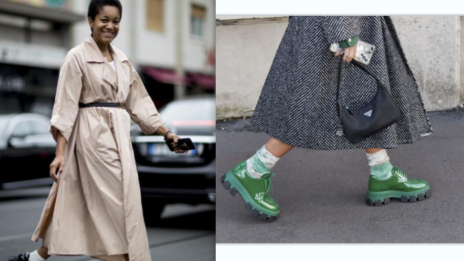 谁说女人不能穿皮鞋,掌握这6种皮鞋穿搭,让时尚更有气度