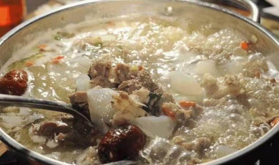 四川名菜---碗蒸羊羔肉