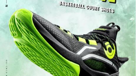 """全新李宁""""Combat """"系列实战篮球鞋发售!定价上对标CJ团队篮球鞋,颜值也相当不错"""