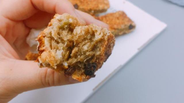 燕麦片除了冲泡还能怎么吃?学会这个小零食,减肥常备